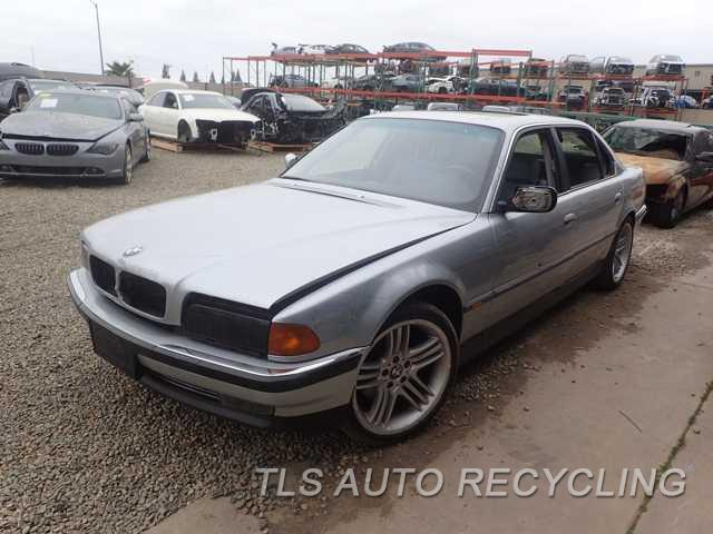 parting out 1998 bmw 740il stock 6082gr tls auto recycling. Black Bedroom Furniture Sets. Home Design Ideas