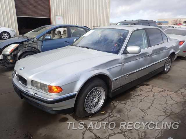 Parting Out 2000 BMW 740IL - Stock - 5241RD - TLS Auto Recycling