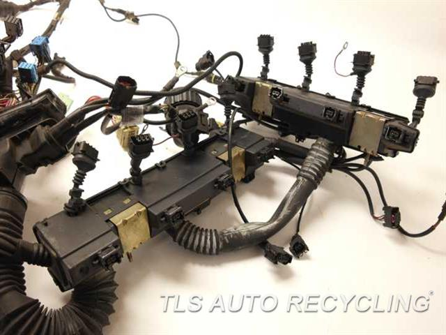 2000 bmw 740il engine wire harness 12511438431 used a grade 2000 bmw 740il engine wire harness engine wire harness 12511438431