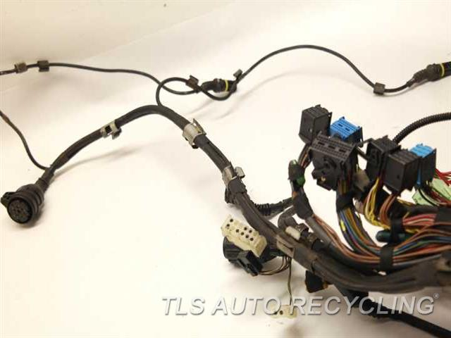 bmw 740il engine wiring harness bmw automotive wiring diagrams 2000 bmw 740il engine wire harness 12511438431 ud a grade