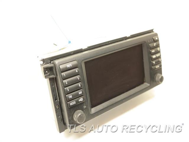 2001 Bmw 740il Radio Audio    Amp - 65526928389 - Used
