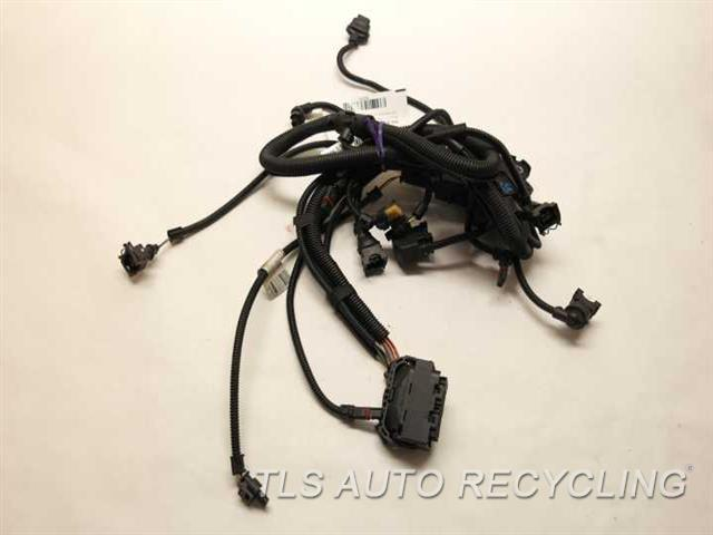 2013 bmw 740il engine wire harness 12517631759 used a grade 2013 bmw 740il engine wire harness