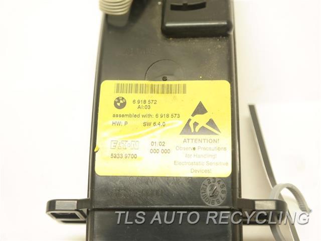 2002 Bmw 745i Radio Audio / Amp  PHONE PAD 61316918572
