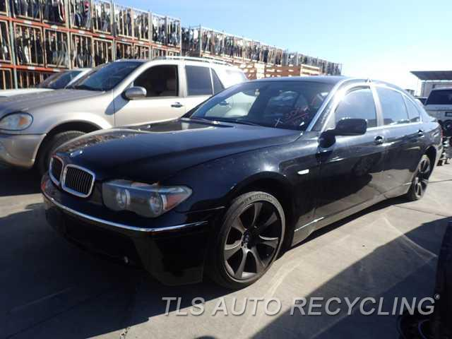 parting out 2004 bmw 745li stock 5226br tls auto recycling rh tlsautorecycling com 2004 bmw 745li owners manual free download 2004 bmw 745li owners manual