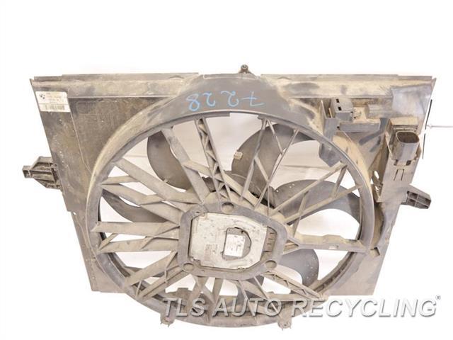 2004 Bmw 745li Rad Cond Fan Assy  RADIATOR FAN ASSEMBLY 17427524881