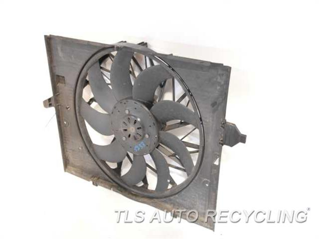 2006 Bmw 750i Rad Cond Fan Assy  RADIATOR FAN ASSEMBLY 17427543282