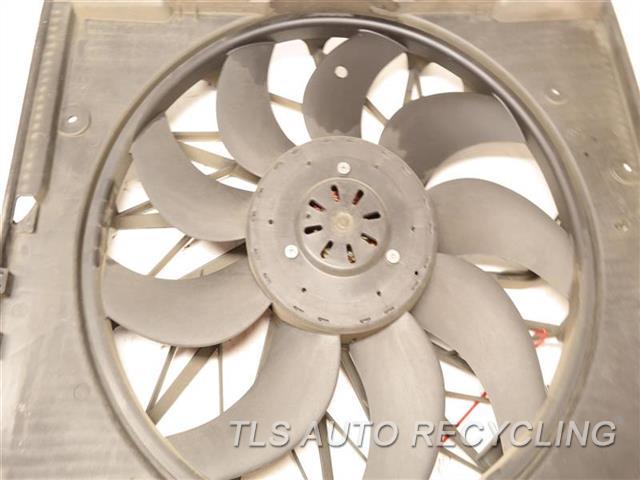 2007 Bmw 750i Rad Cond Fan Assy  FAN ASSEMBLY, (RADIATOR)