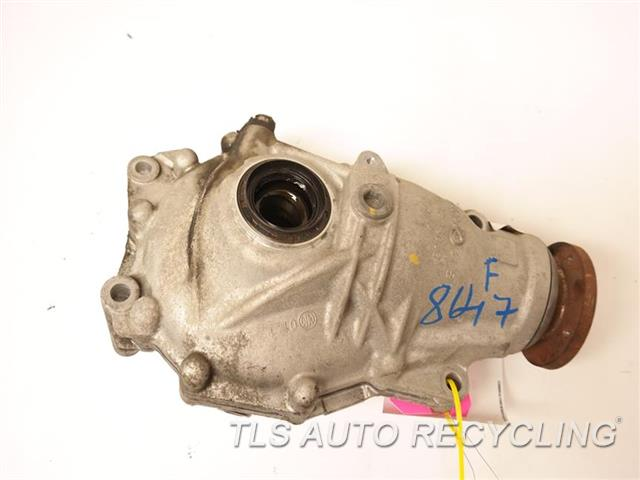 2010 Bmw 750il Front Differential 31507577691 (4.4L, TWIN TURBO, 3.46 RATIO) FRONT
