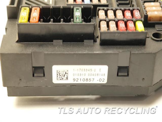 2010 bmw 750il fuse box - 61149210857 - used
