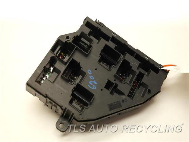 2010 bmw 750il fuse box trunk mounted fuse box 61149210857