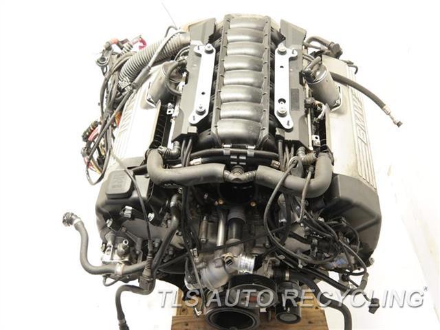 2006 Bmw 750li Engine Assembly Engine Long Block 1 Year Warranty Used A Grade
