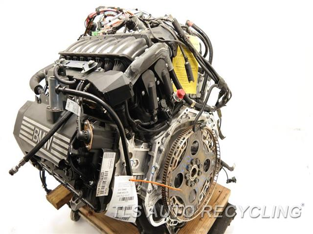 2007 BMW 750LI engine assembly - ENGINE LONG BLOCK 1 YEAR ...