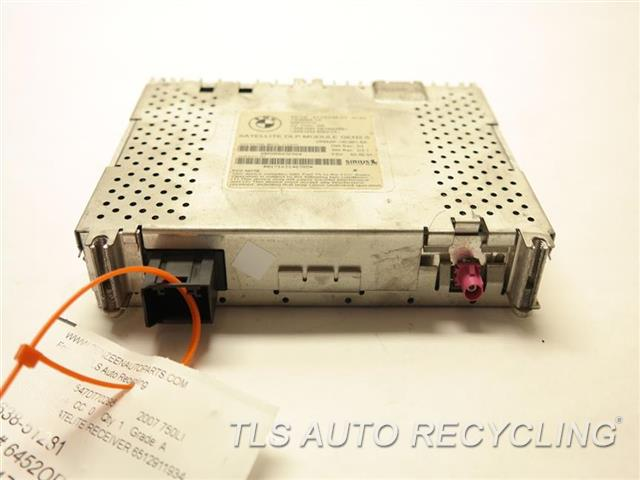 2007 BMW 750LI radio audio / amp - 6512911934 - Used - A Grade