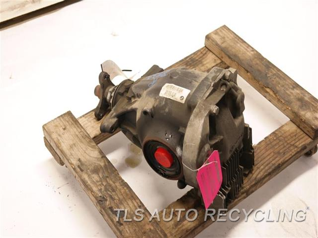 2011 Bmw B7 Alpina Rear Differential  (4.4L, TWIN TURBO, 3.46 RATIO)