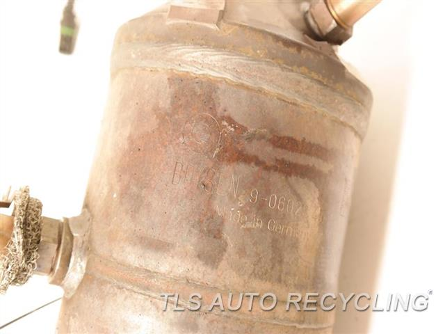 2011 Bmw B7 Alpina Exhaust Pipe  DRIVER FRNT EXHAUST PIPE 18327645235
