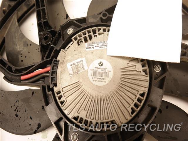 2011 Bmw B7 Alpina Rad Cond Fan Assy  FAN ASSEMBLY, (RADIATOR, 1000 WATT)