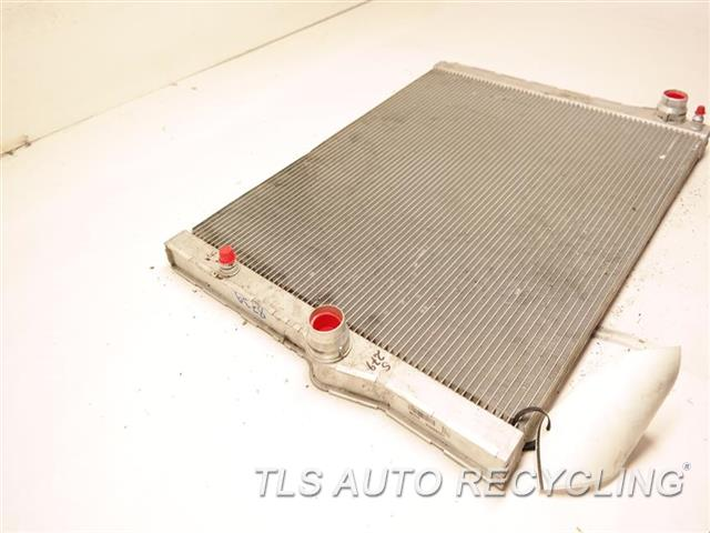 2011 Bmw B7 Alpina Radiator  MAIN, REAR RADIATOR 17517980109