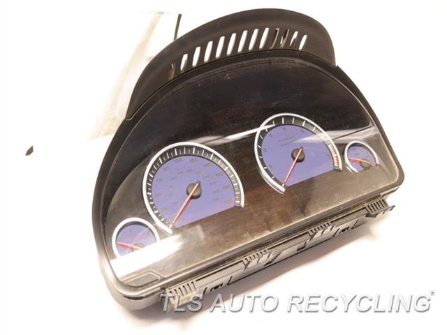 2011 Bmw B7 Alpina Speedo Head/cluster  (CLUSTER), (4.4L, TWIN TURBO), MPH