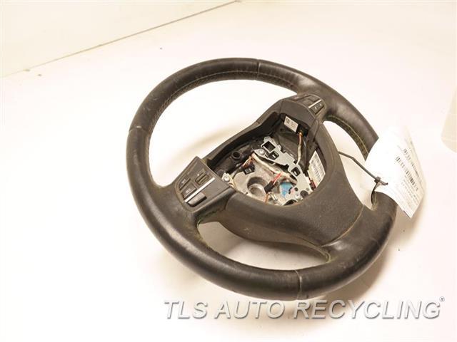 2011 Bmw B7 Alpina Steering Wheel SHOWS WEAR BLK,ALPINA B7
