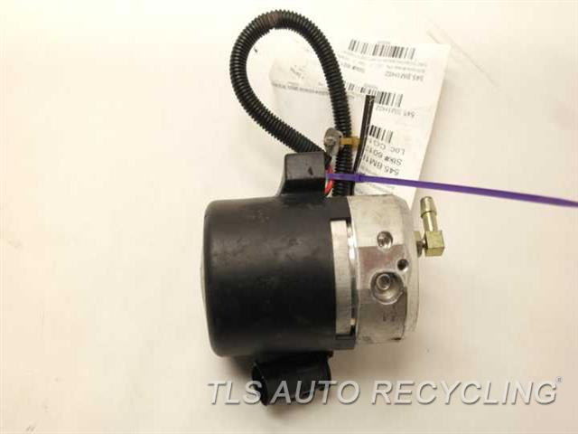 2002 Bmw M3 Abs Pump  DSC COMPRESSOR PUMP 34511166087
