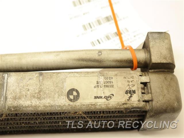 2004 bmw m3 engine oil cooler 17212228942 used a grade for Bmw m3 motor oil