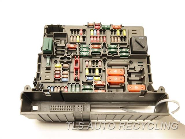 2008 bmw m3 fuse box front engine fuse box 61149119445