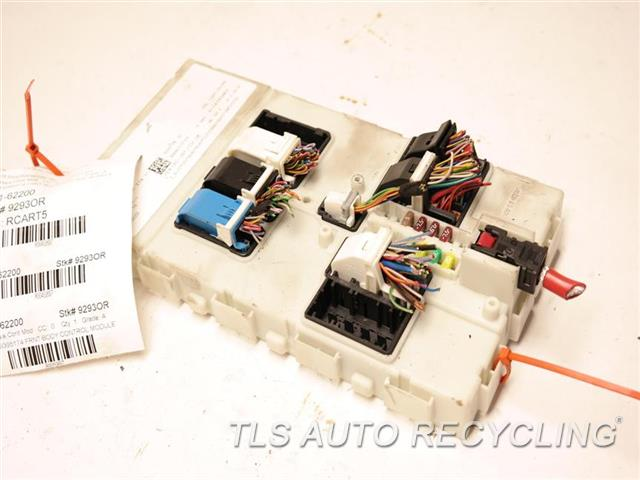 2016 Bmw M4 Chassis Cont Mod  61359395174 FRNT BODY CONTROL MODULE