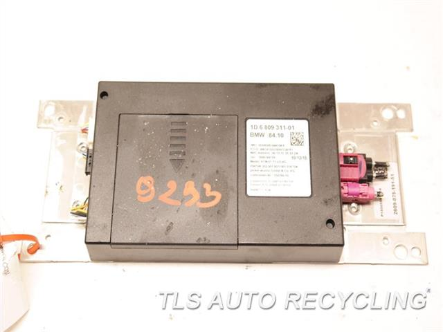 2016 Bmw M4 Chassis Cont Mod  84106809311 TELEMATIC CONTROL MODULE