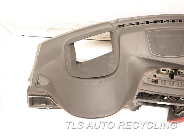 2016 Bmw M4 Dash Board HEAD-UP DISPLAY,CARBON FIBER BLACK DASH PANEL