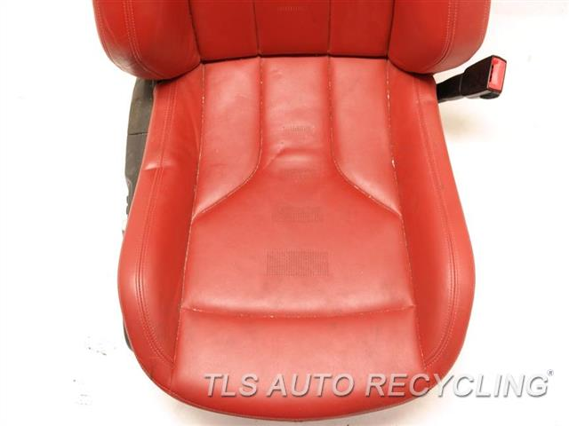 2016 Bmw M4 Seat, Rear REAR PANEL HAS BENT RH,RED,LEA, SEAT (BUCKET), (AIR BAG)