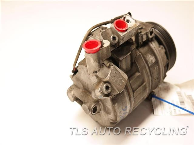 2006 Bmw M5 Ac Compressor