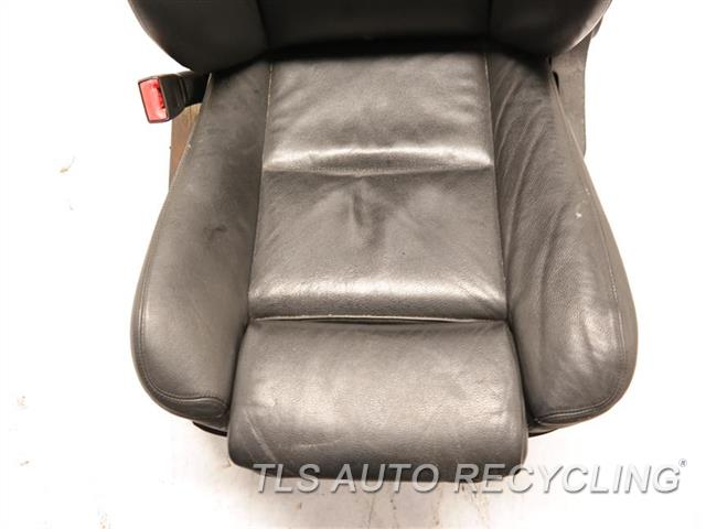2006 Bmw M5 Seat, Front  LH,BLK,LEA,(BUCKET), (LEATHER)