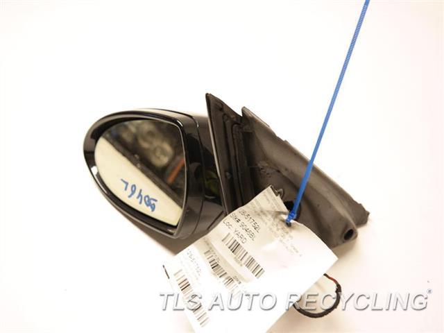 2006 Bmw M5 Side View Mirror  LH,BLK,PM,POWER, (HEATED), W/O AUTO