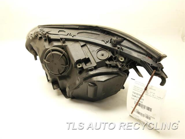2007 Bmw M5 Headlamp Assembly 63127160158. SCUFFS ON BTTOM EDGE. ON TOP END OF LENSE PASSENGER XENON HEADLAMP COMPLETE