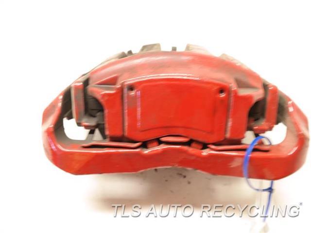 2008 Bmw M5 Caliper  LH, RED FRONT CALIPER