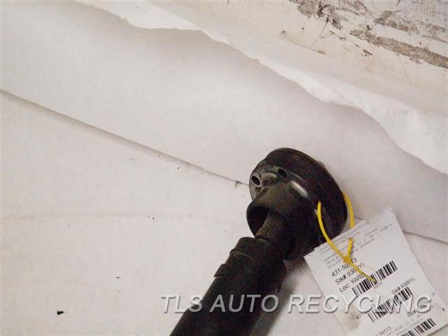 2008 Bmw M5 Drive Line, Rear SEQUENTIAL MANUAL GEARBOX DRIVE SHAFT