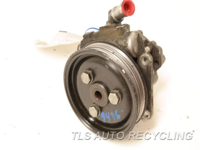 2008 Bmw M5 Ps Pump/motor  POWER STEERING PUMP