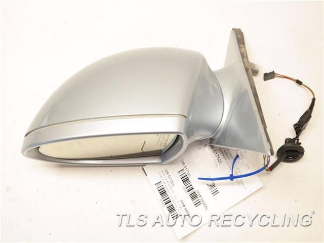 2008 Bmw M5 Side View Mirror  LH,SLV,PM,POWER, (HEATED), W/O AUTO