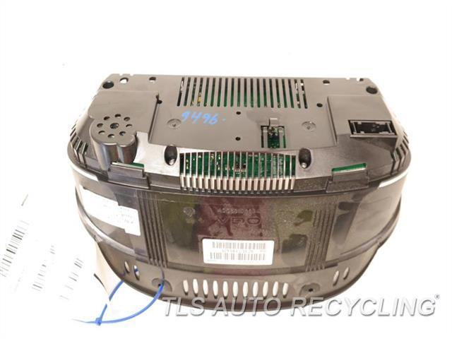 2008 Bmw M5 Speedo Head/cluster 62117840629 (CLUSTER), MPH (US MARKET)