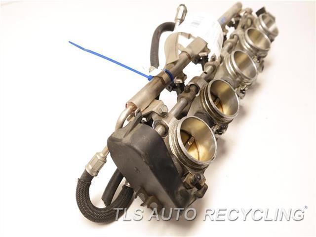 2008 Bmw M5 Throttle Body Assy  DRIVER SIDE THROTTLE BODY