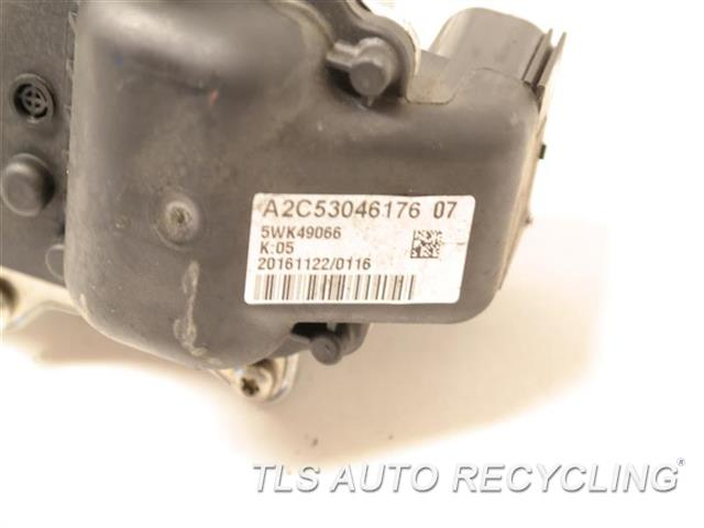 2008 Bmw M5 Throttle Body Assy  THROTTLE BODY ACTUATOR 13627834494