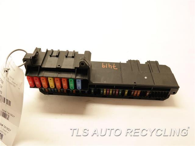 bmw m6 fuse box 2006 bmw m6 fuse box - 61146957330 - used - a grade. #2