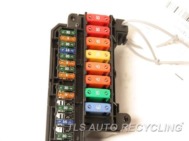 2006 bmw 325xi fuse box 2006 bmw 650i fuse box 2006 bmw m6 fuse box - 61146932452front engine fuse box ...
