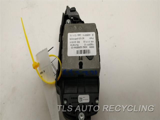 2016 Bmw X1 Dash Switch  65829286699 MULTI-FUNCTION SWITCH