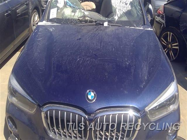 2016 Bmw X1 Hood SCRATCHES MIDDLE SECTION 5S1,BLU