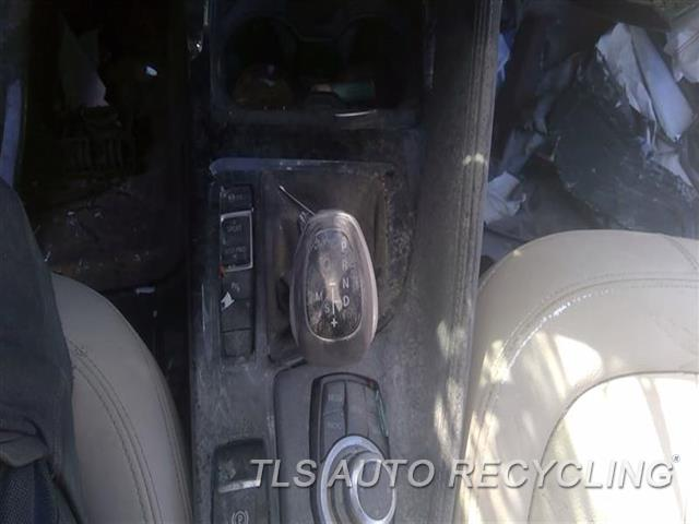 2016 Bmw X1 Transmission Shifter  BLK