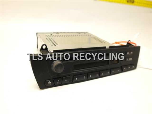 2006 bmw x3 radio audio amp 65129205279 used a grade. Black Bedroom Furniture Sets. Home Design Ideas