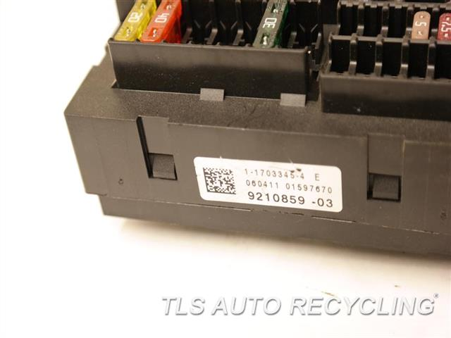 bmw x5 e70 rear fuse box diagram 2011 bmw x3 fuse box - 61149210859 - used - a grade. bmw x3 rear fuse box