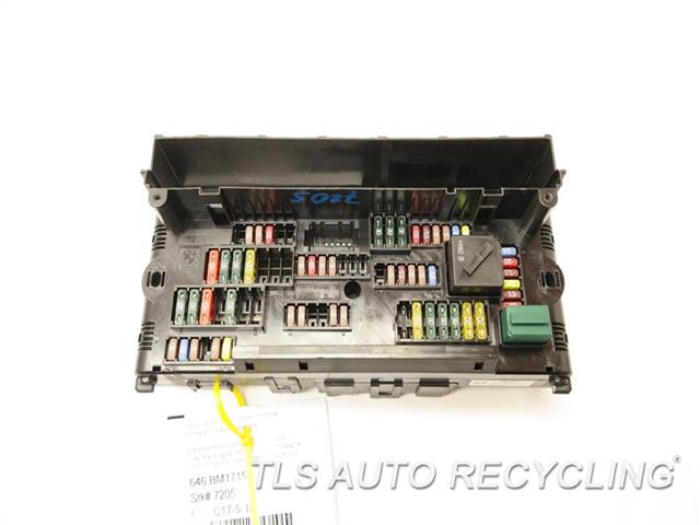 bmw x3 rear fuse box 2015 bmw x3 fuse box - 61149315150 - used - a grade. pontiac g6 rear fuse box