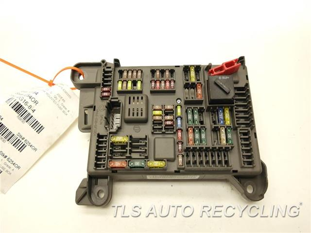 2007 BMW X5 fuse box - 61146931687 - Used - A Grade. X G Box Fuse on